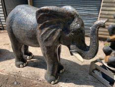 ex- display LARGE BABY ELEPHANT