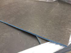 2x Actually 15 Heavyweight acoustic floor tiles
