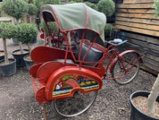 Rickshaw Taxi, Bonsai Trees, Garden Furniture, Pizza Ovens, Brick Ovens, Mirrors, Gazebos, Stags, Bamboo Fences, Garden Statues & Much More