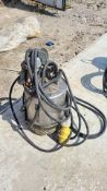 SUBMERSIBLE ELECTRIC SUMP PUMP