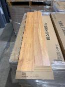 20.04m2 Polyflor Expona oak select narrow plank