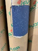 20m x 2m Total 40m2 Polysafe Quicklay Blue