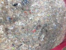 45m2 3x rolls Axe felt heavy duty luxury Woollen felt carpet underlay