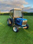 Ford 1920 4WD Compact Tractor | No VAT