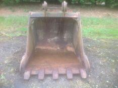 4ft Excavator Bucket