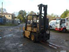 Caterpillar V80E 4 Tonne Diesel Forklift