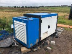 Silent Diesel Generator Set 70kva/3 phase