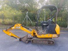 2014 JCB 8014 CTS 1.5T Mini Excavator