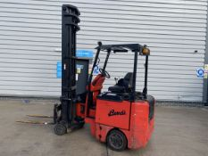 Bendi BE4075XSS TransLift Articulated Industrial Electric Forktruck