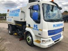 Leyland Daf FA/LF45 Road Sweeper