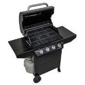 Char-Broil Advantage Black 4-Burner Gas Grill