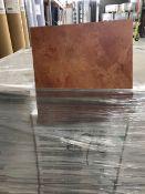 20m2 3.34m2 per box Polyflor Expona studio floor Terracota tiles
