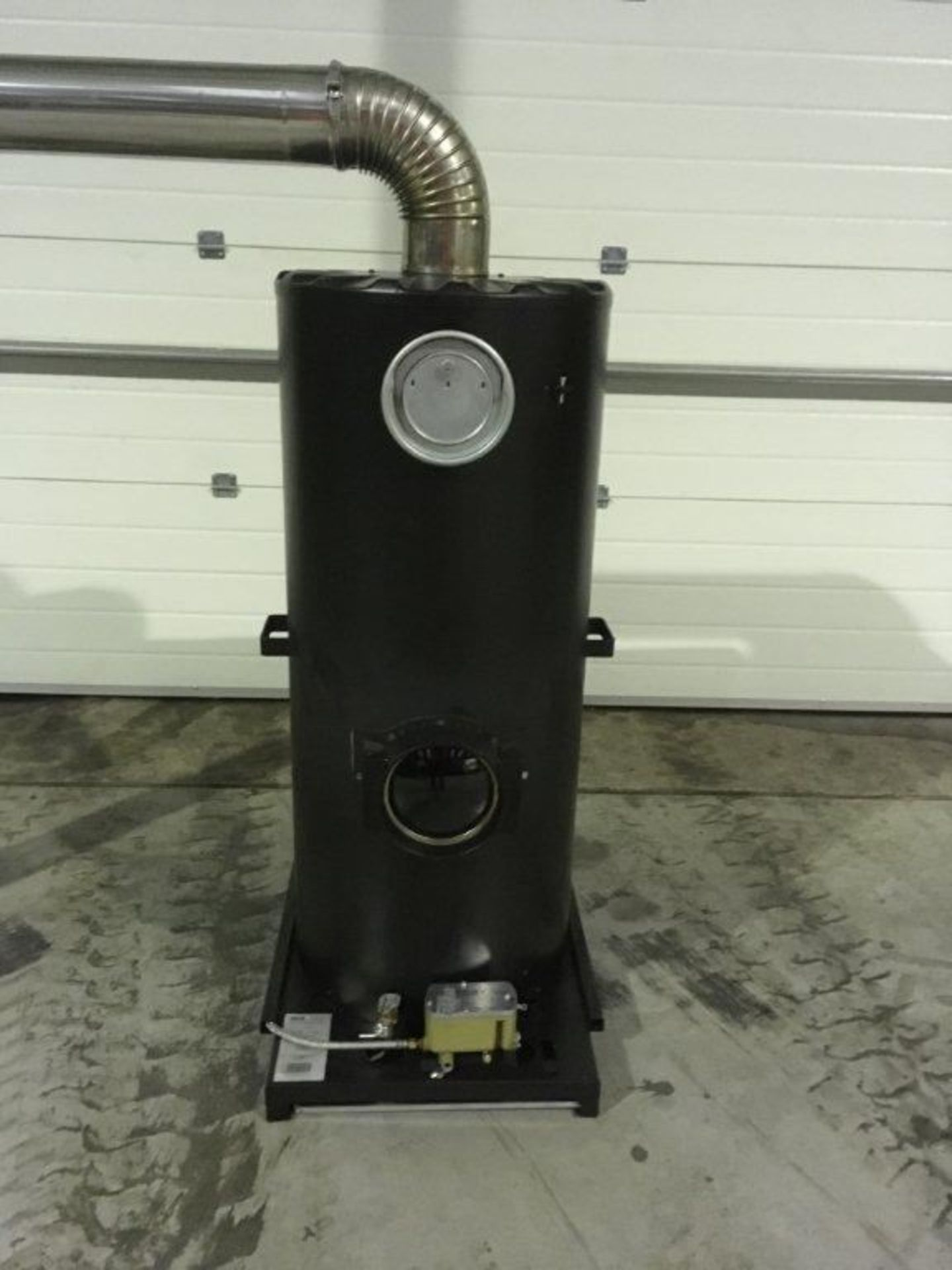 1 x Deville Multi Fuel Heaters with the Blue Flame Technology - Image 7 of 18