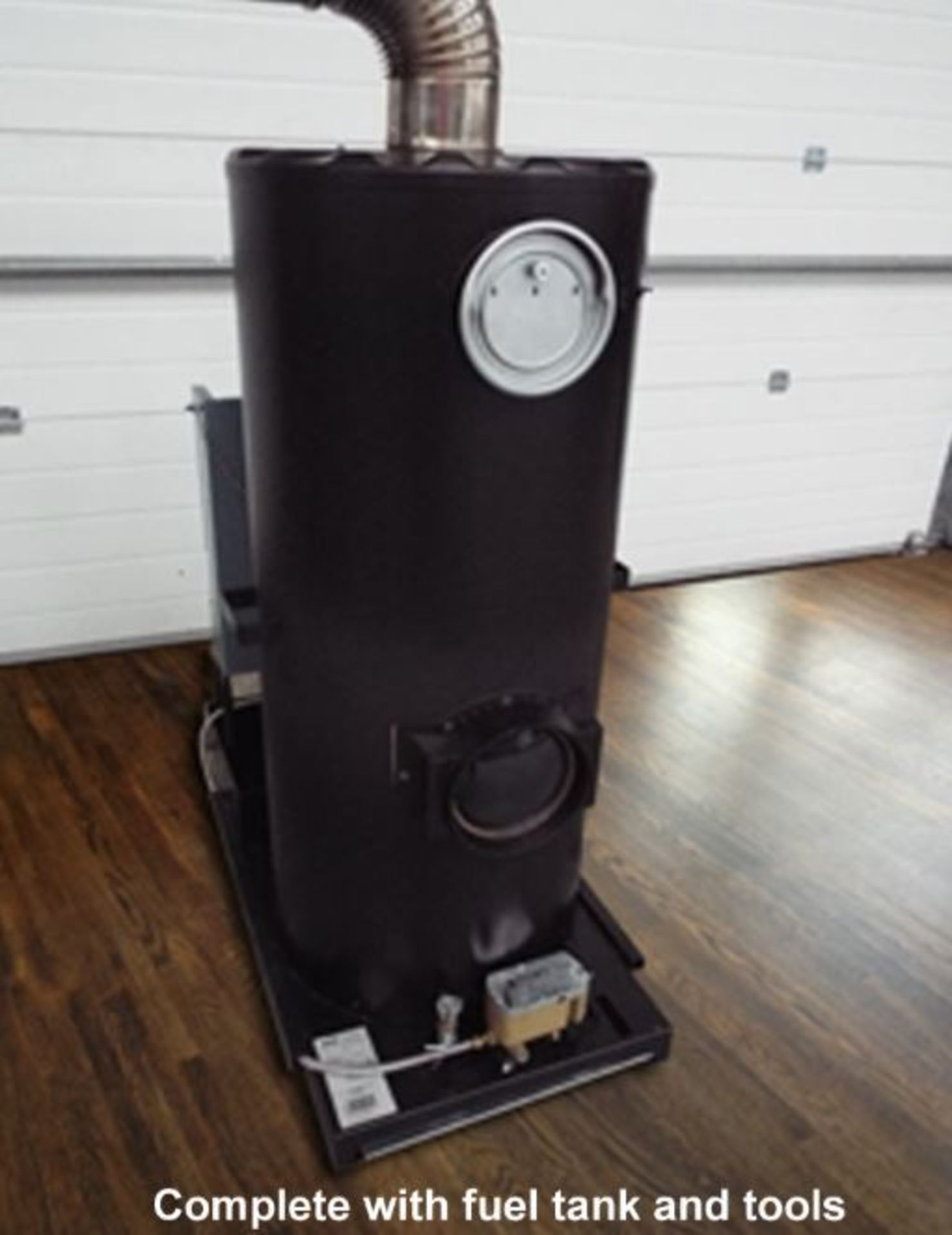 2 x Deville Multi Fuel Heaters with the Blue Flame Technology - Image 10 of 18