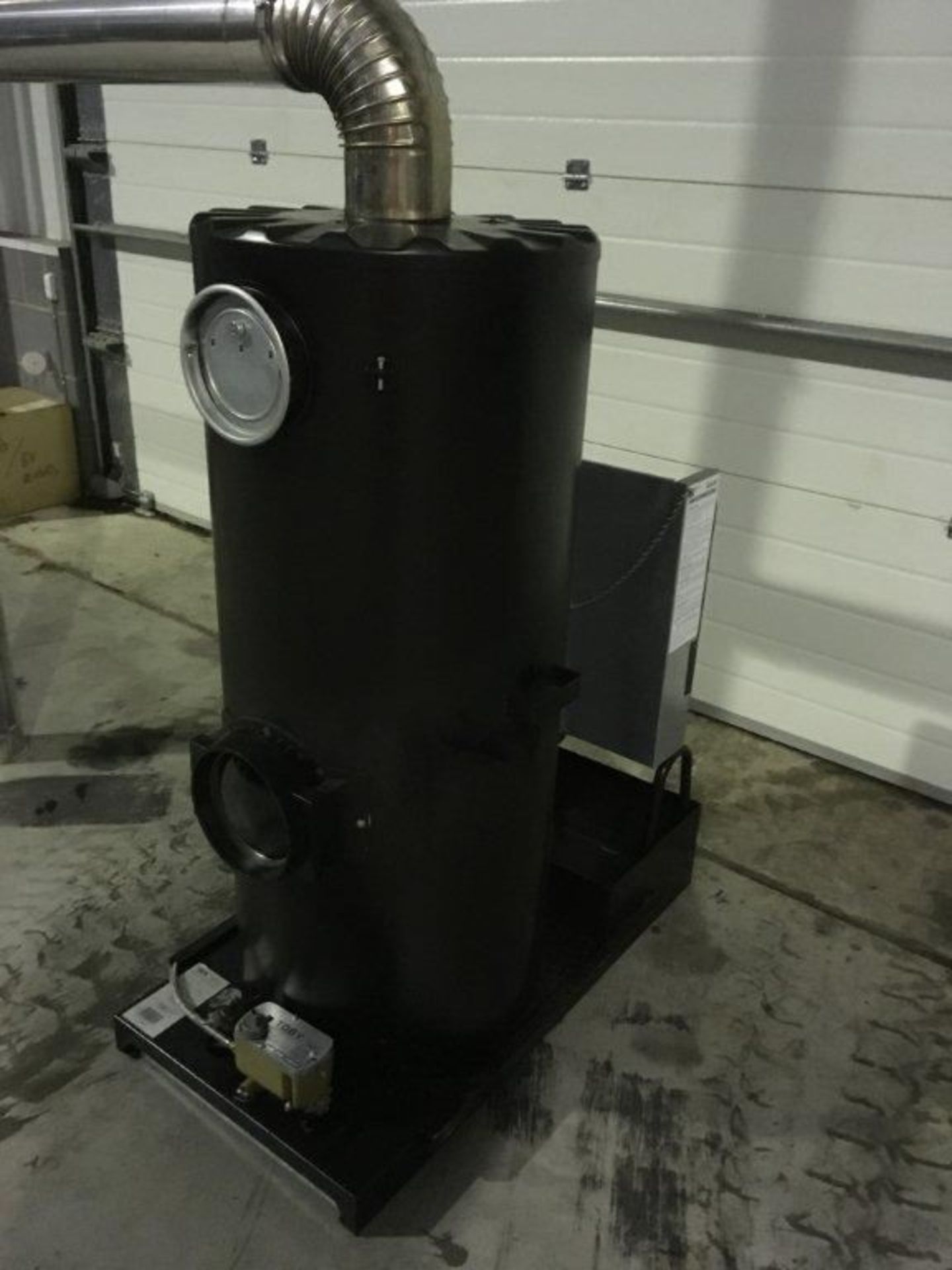 1 x Deville Multi Fuel Heaters with the Blue Flame Technology - Image 8 of 18