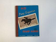 Empty Stamp Book