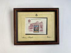 Exposicion Filatelica Nacional Exfilna-89 Stamp