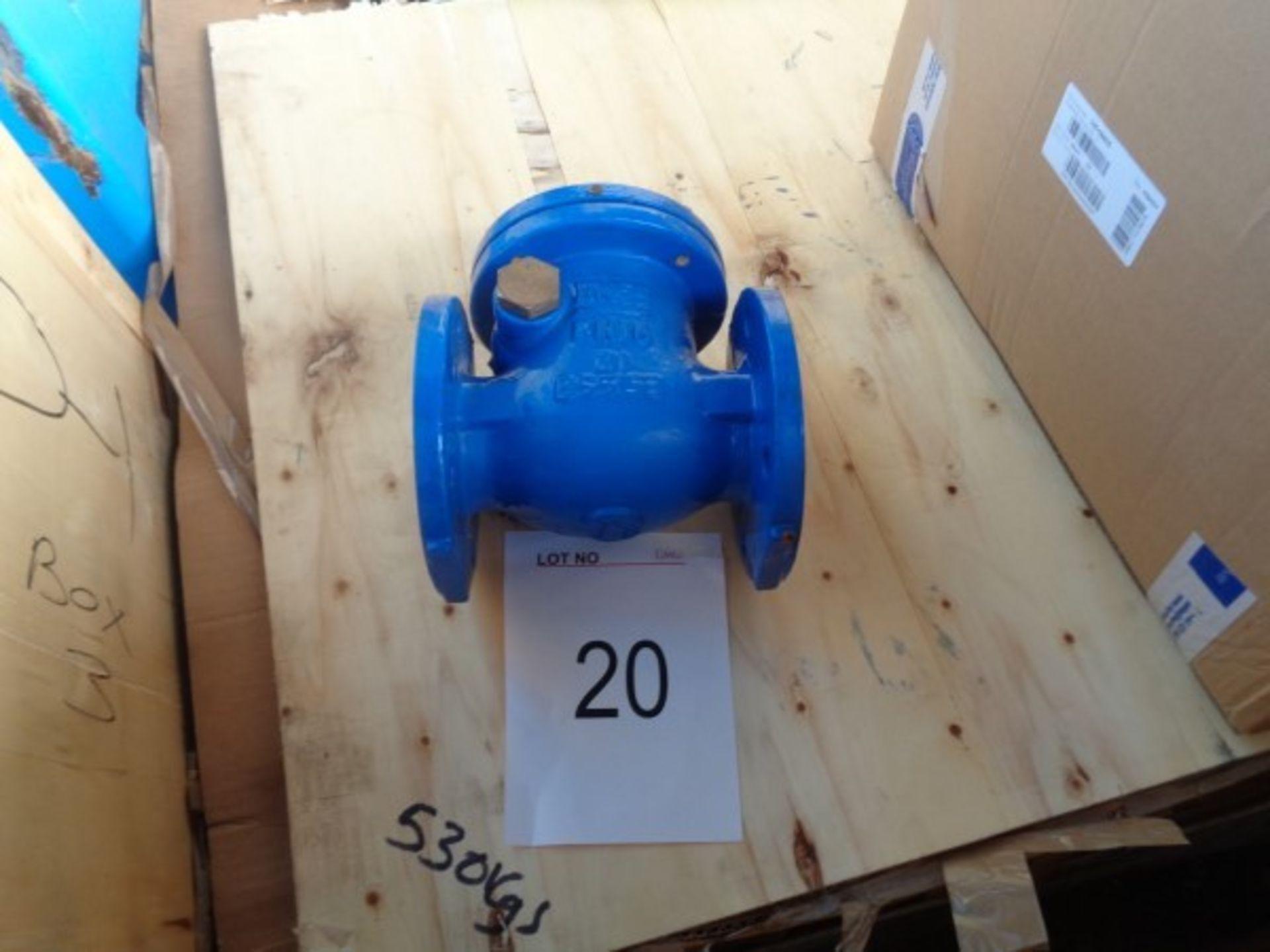 Model DN65 PN16 di 855 153 check valve