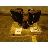 Grundfos type TPE2-TPE3 D twin head pump unit