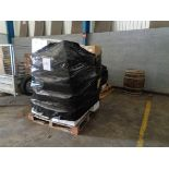 3 x Pallets of pipe connectors