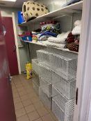 12 x travel cat cages, plus cat litter trays, towel and rugs and approx. 50 buster 7.5cm to 40cm