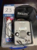 Doppler 811-B Ultrasonic Blood Flow detector - in Small Animal Clinic Hospital Kennels Store Room