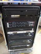 7th Sense Media Server, To include in flight case 7th Sense Delta Media Servers (Qty 2) APC UPS