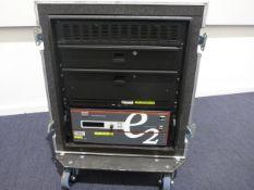 Barco e2 4K Junior Video Processor, To include in flight case Barco e2 Event Master screen