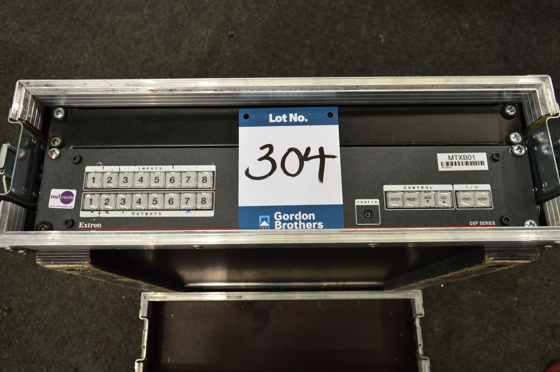 Lot 304 - Extron, DXP Series 8/8 digital cross point matrix