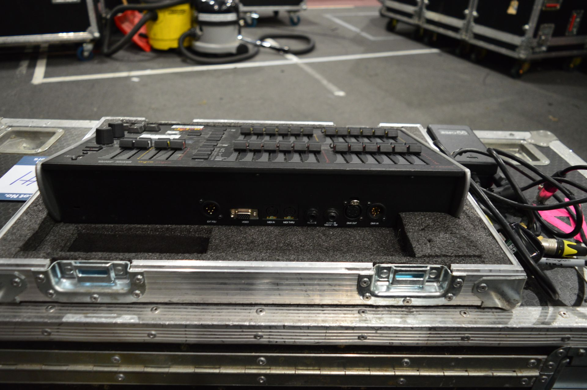 Lot 1041 - Zero88, Jester 12/24 lighting console controller,