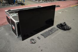 "Panasonic, 65"" full HD LCD display, Model TH-65LFE"