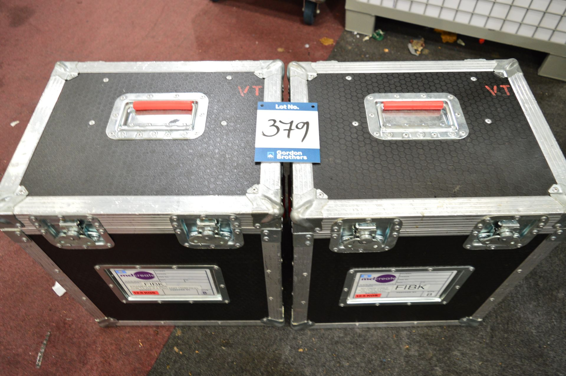 Lot 379 - 2x No. Armour Lux, 300mm (OM3/150)-3.0mm 150m reel