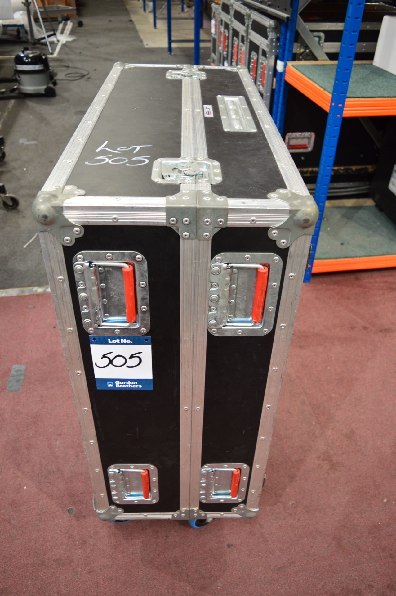 Lot 505 - Midas, Venice F24 24 channel hybrid mixing console