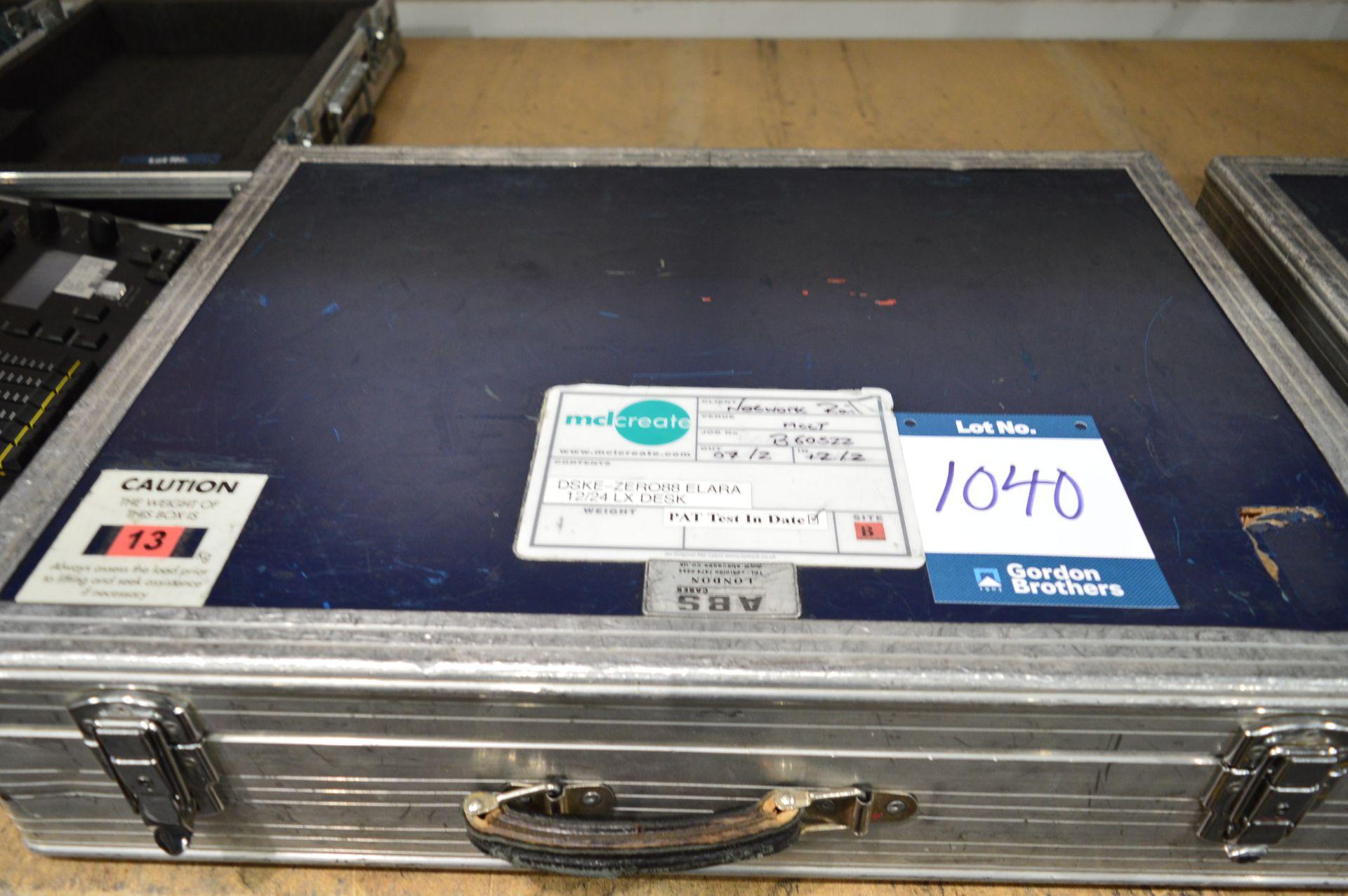 Lot 1040 - Zero88, Elara 12/24 lighting console controller, S