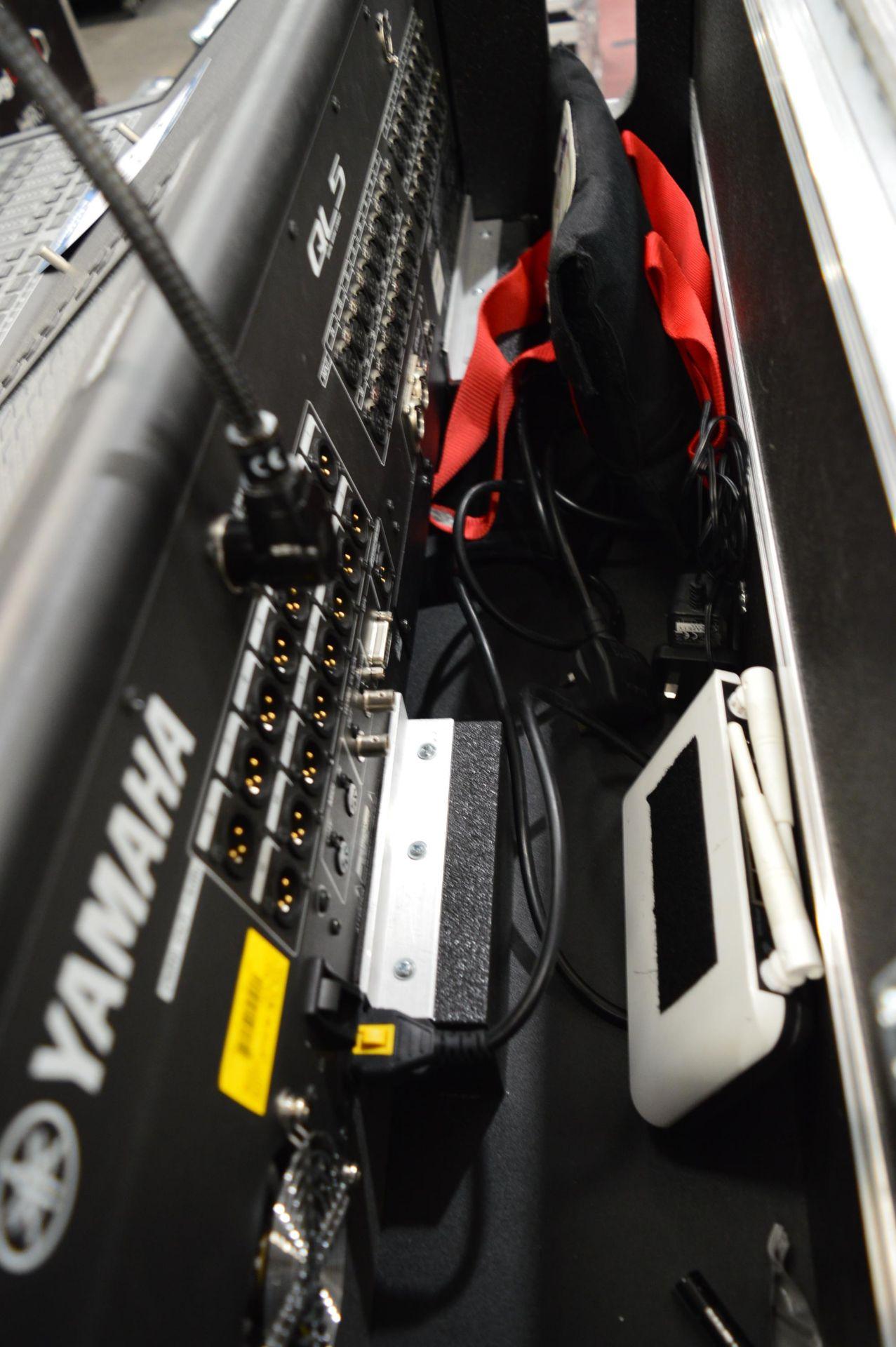 Lot 502 - Yamaha, QL5 digital mixing console, Serial No. BAV