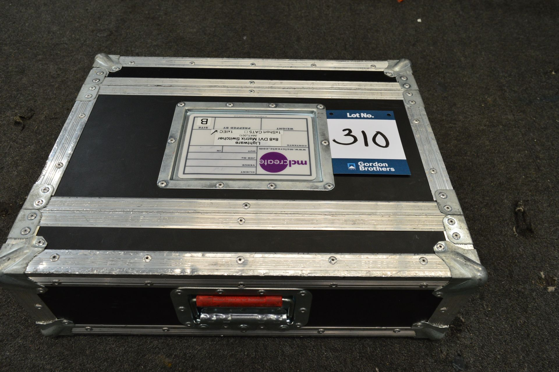 Lot 310 - Lightware Visual Engineering, MX8x8 DVI DL 8x8 dua