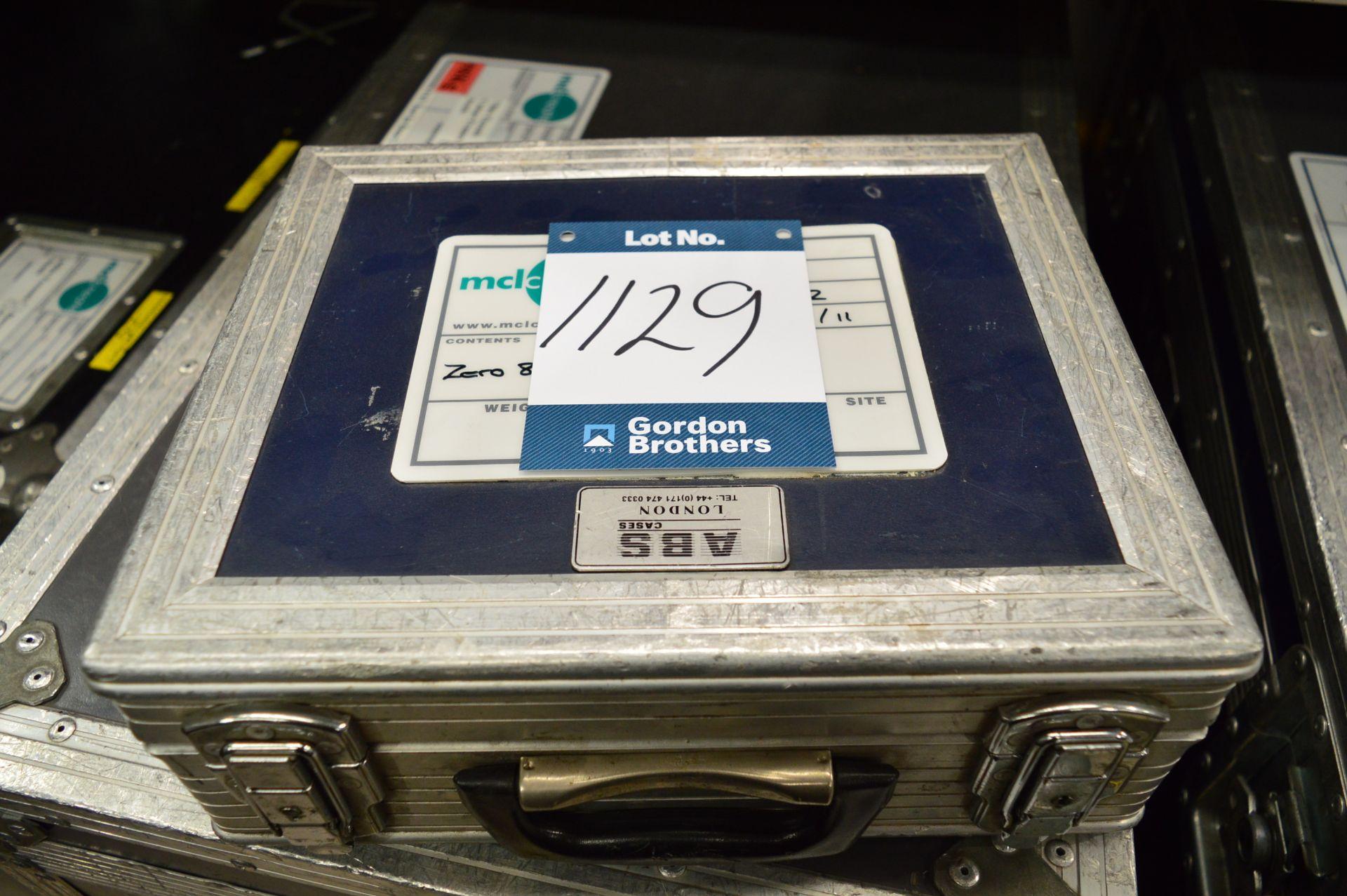 Lot 1129 - Zero88, DMX Line Backer 60 memory, 512 channel uni