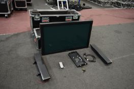 "Panasonic, 42"" Plasma Display, Model TH-42PF30ER,"