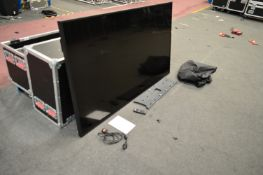 "Panasonic, 75"" full HD LCD display, Model TH-75EF1"