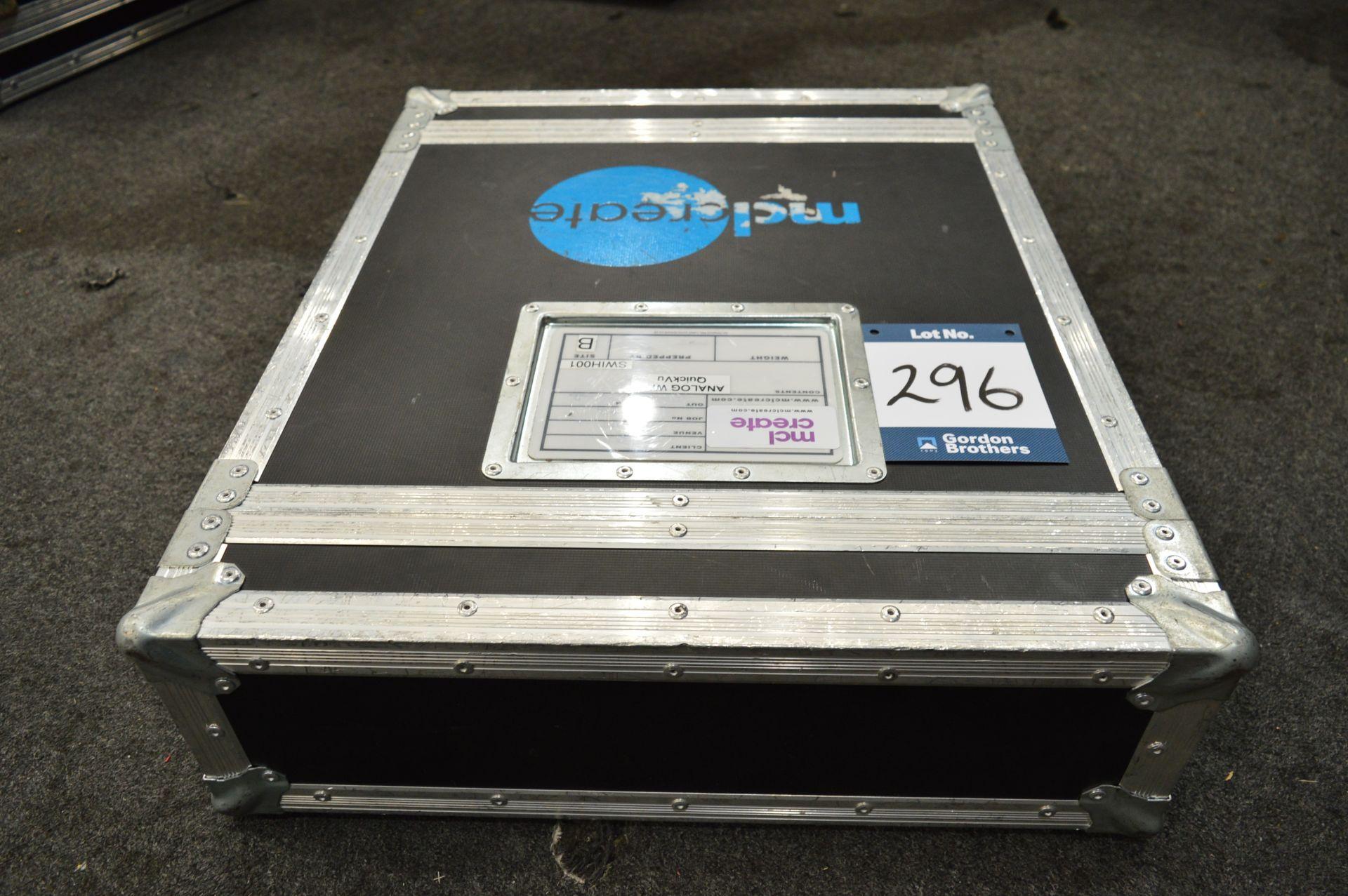 Lot 296 - Analog Way, QuickVu QVU150-2G R/M high resolution