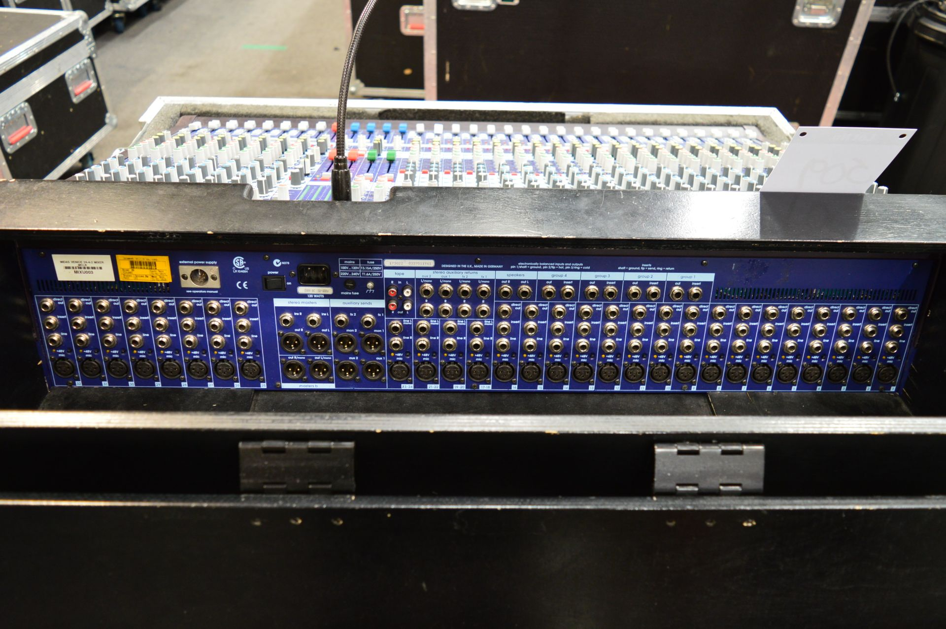 Lot 509 - Midas, Venice 320 32 channel professional live sou
