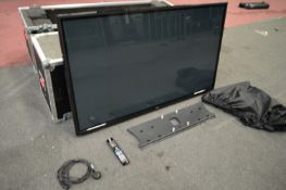 "LG, 60"" Full HD LCD Display, Model 60PA650T-ZG, DO"