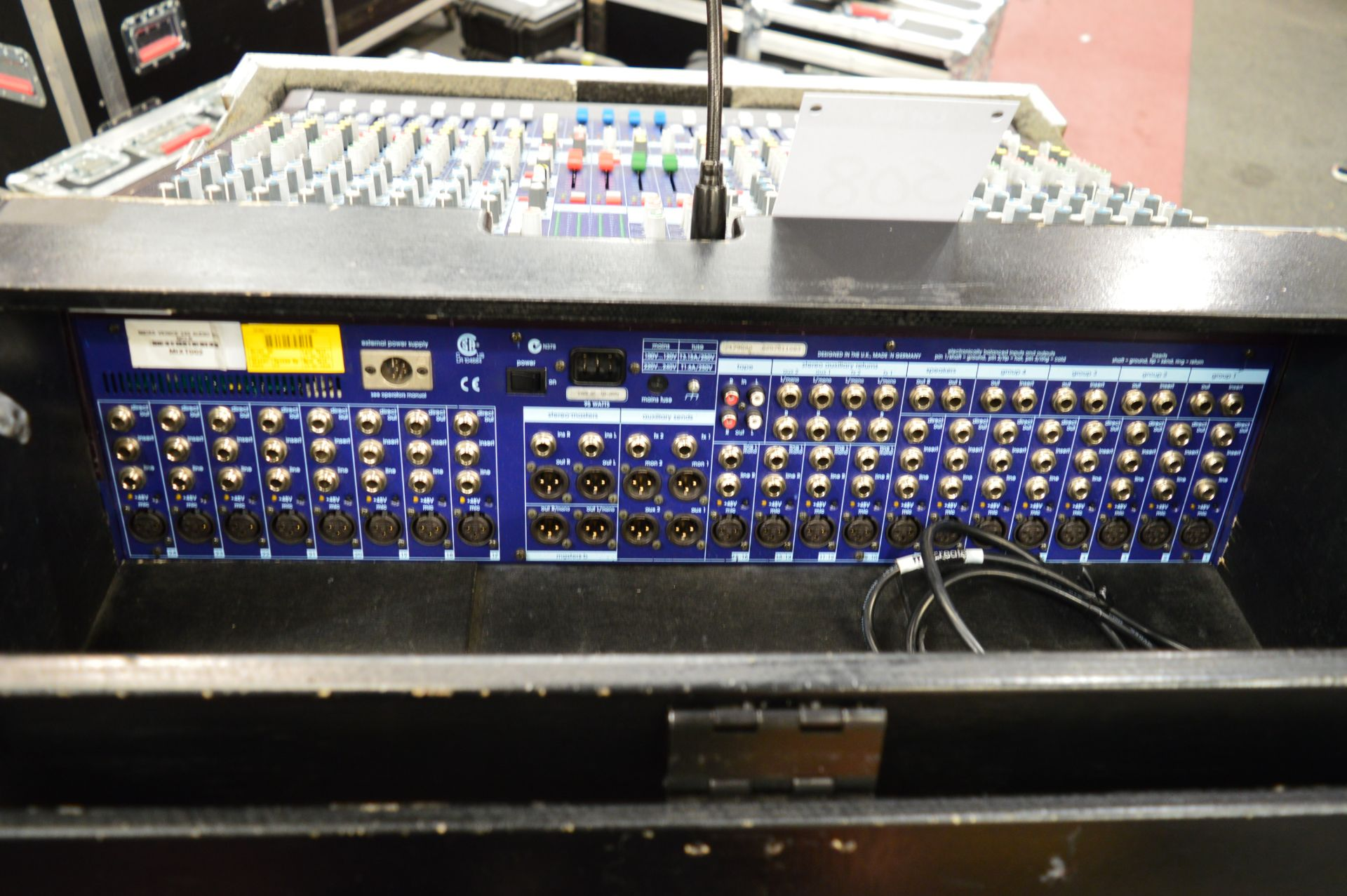 Lot 508 - Midas, Venice 240 24 channel professional live sou