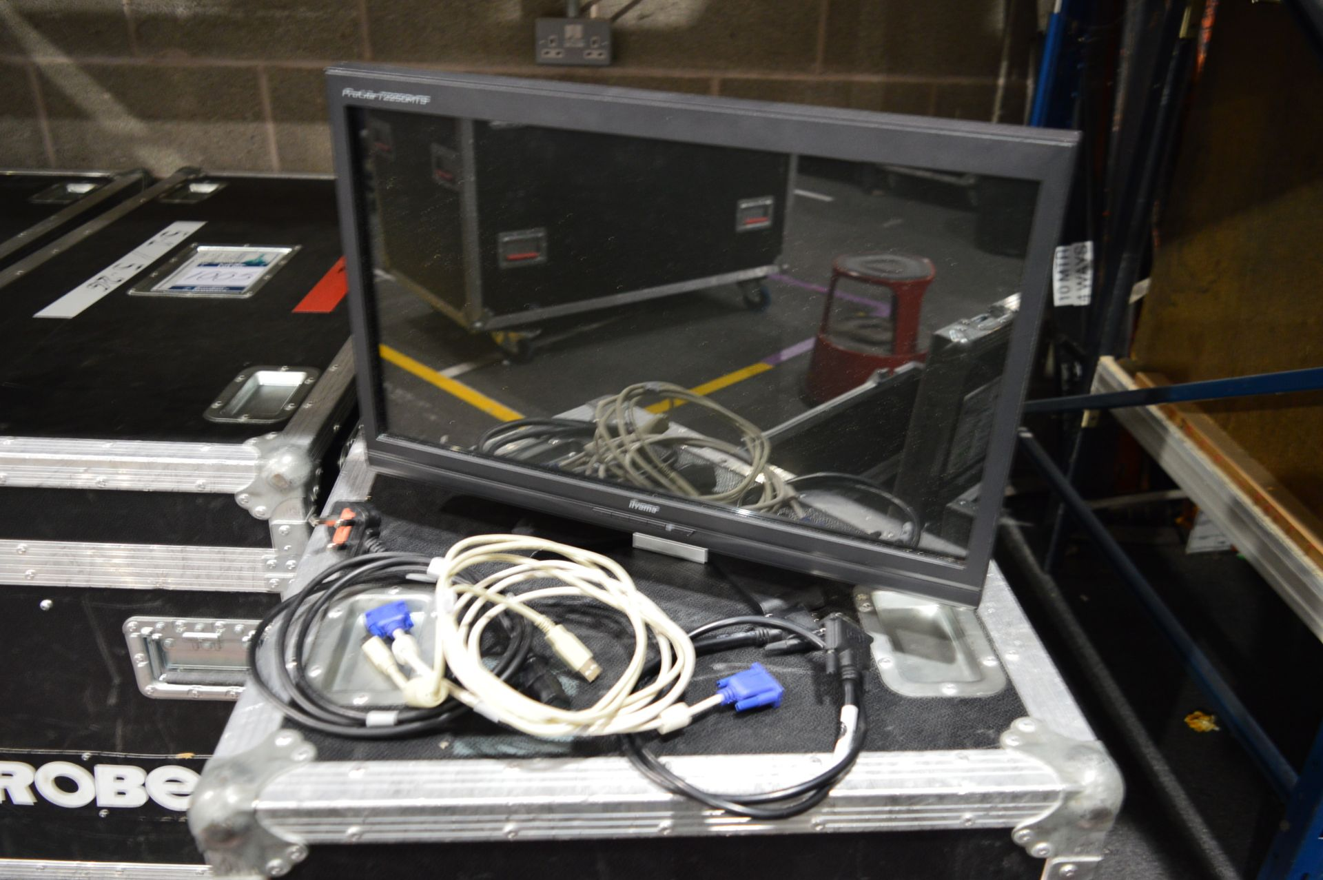 Lot 1002 - Avolites, Tiger Touch II lighting console, Serial