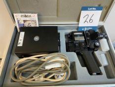 Vintage Keller Kava RC handheld funiculus camera with case
