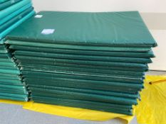 Nineteen Purfect large canine/kennel beds, 120cm x 71cm
