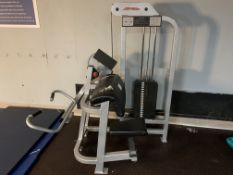 Life Fitness Arm Curl Machine 10-190 lbs