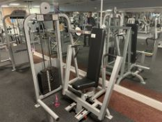 Life Fitness Chest Press Machine 15-255 lbs