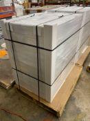 Dynamix .024 MIL White Matte/Matte PVC - O2S - 24.5 x 18.5