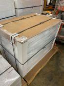 Dynamix .024 MIL White Matte/Matte PVC - O2S - 24.5 x 18.11